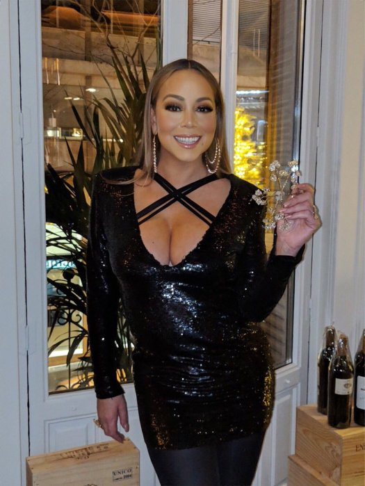 mariah end of tour
