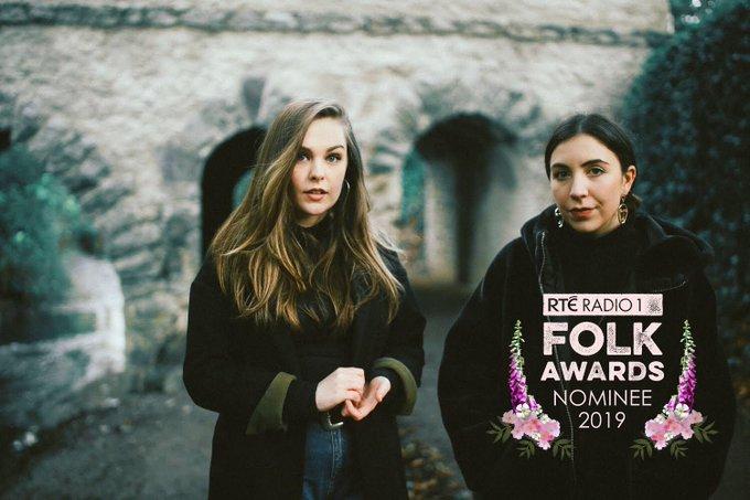 saint sister rte folk awards