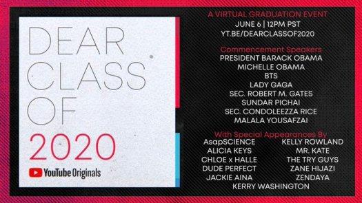 michelle obama class of 2020